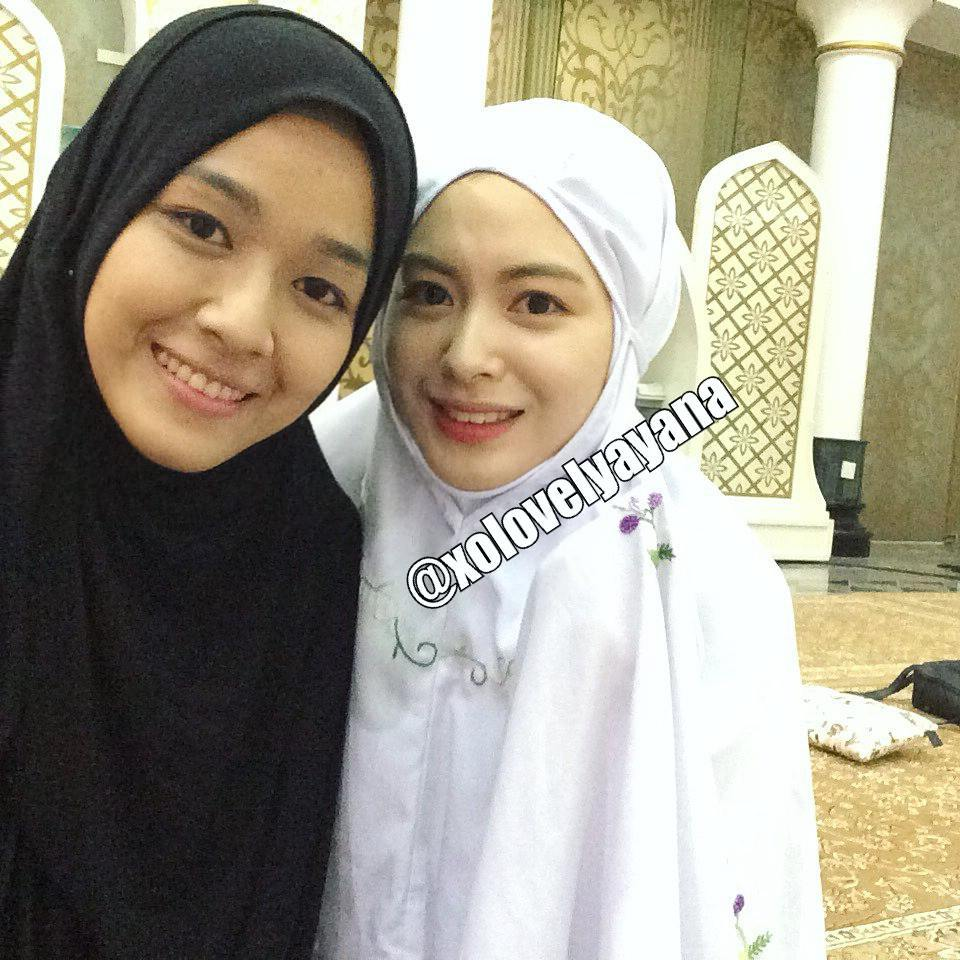 Image result for iHye Moon and farah lee